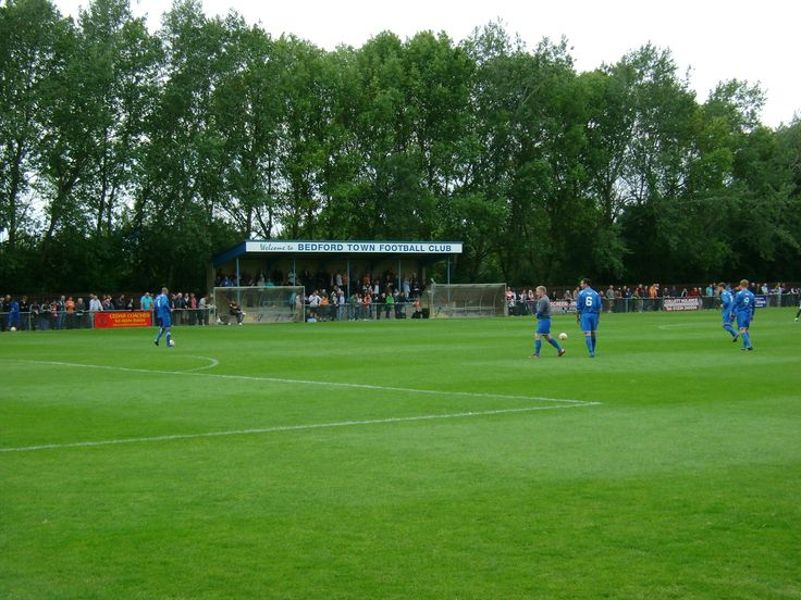 Bedford Town - 23/07/11