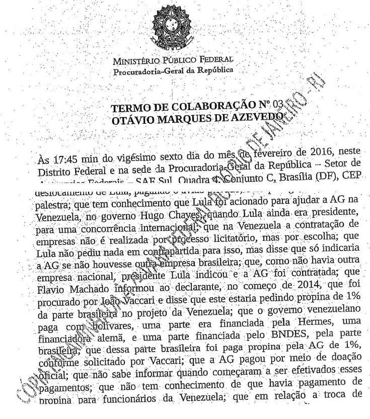 Moro e Estadão inocentam Lula — Conversa Afiada