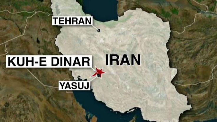 FOX NEWS: Iranian commercial plane crashes killing all 66 people aboard airline says