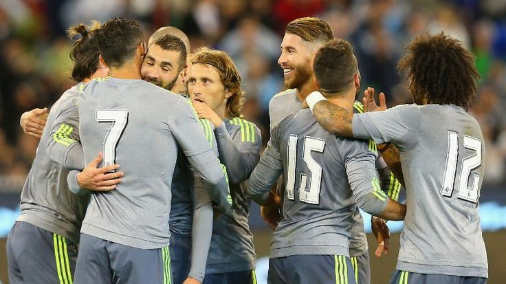 Cristiano Ronaldo scores as Real Madrid beat Manchester City - ESPN FC