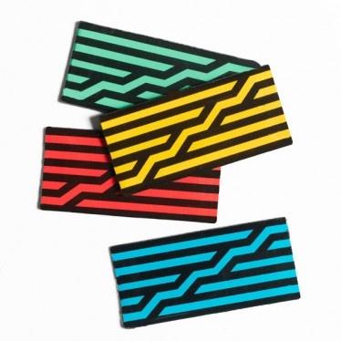 Pompidou Centre fridge magnets