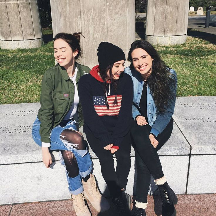 Dani,Amy and Lauren Cimorelli