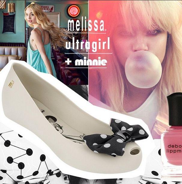 #Melissa Ultragirl+Minnie! #WeAreFlowers