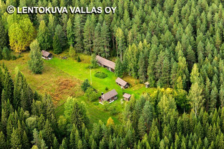 Maatalousmiljöö, Hietama, Äänekoski