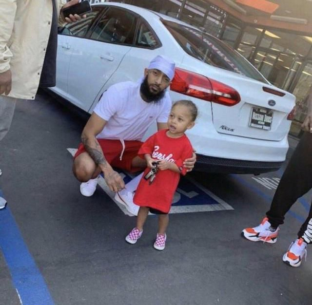 Emani Asghedom, Nipsey Hussle's Daughter: 5 Fast Facts You Need to
