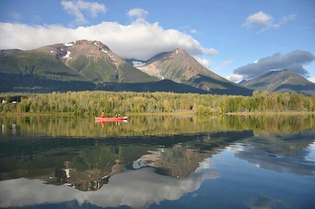 Smithers..Northern BC.. Just some of the beautiful scenery that can be found in Smithers