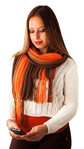 This ultra-soft Long 100% Baby Alpaca scarf will keep you warm and cozy. Made in Peru with finest quality of Alpaca. Measures over 10 inches wide and 70 inches in length, plus 5 inches of fringe finishes each end. This style is one of a kind, very stylish and high quality. All our scarves are... more details available at https://perfect-gifts.bestselleroutlets.com/gifts-for-women/clothing-shoes-jewelry-gifts-for-women/product-review-for-100-baby-alpaca-scarf-stylish-and-very-