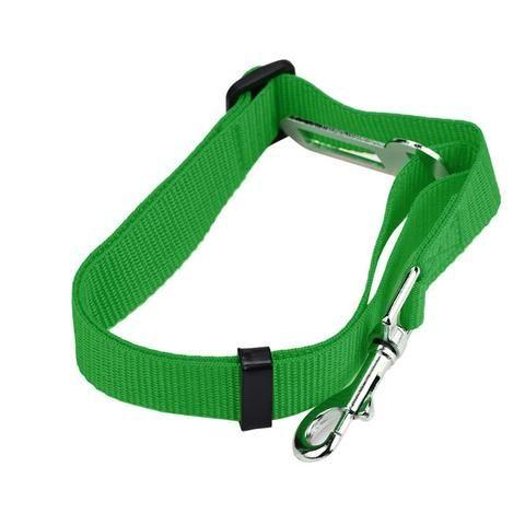 Adjustable Dog Safety Seat Belt