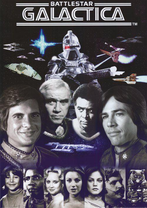 Things of the past ( 70's, 80's, 90's ) - Dingen van vroeger ( 70's, 80's, 90's ) ( Battlestar Galactica )