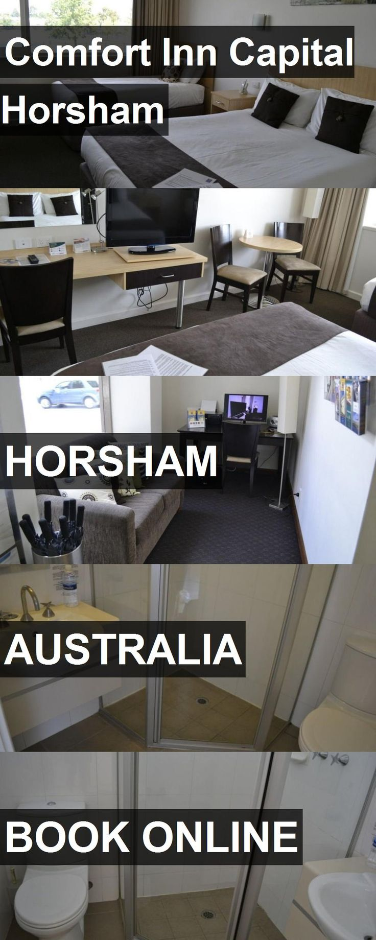 Hotel Comfort Inn Capital Horsham in Horsham, Australia. For more information, photos, reviews and best prices please follow the link. #Australia #Horsham #ComfortInnCapitalHorsham #hotel #travel #vacation