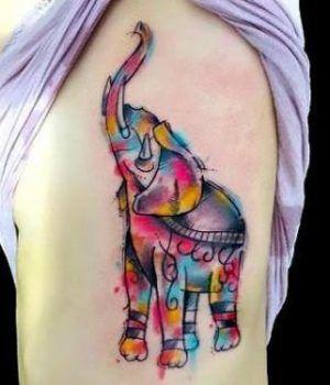 35 Stunning Side Tattoos For Girls | Side Tattoo Designs