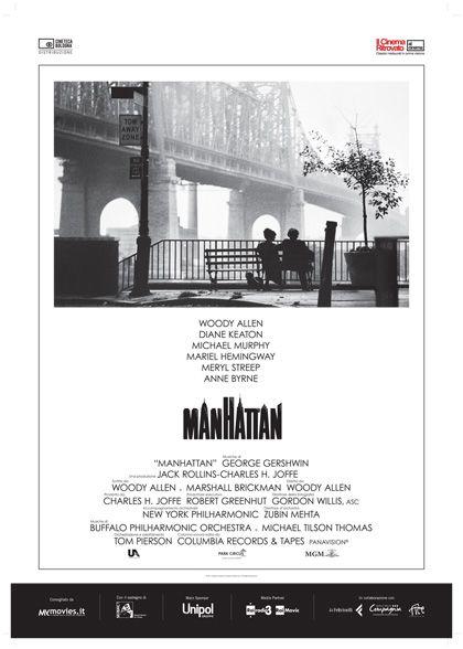 Manhattan (1979) - Film - Trama - Trovacinema