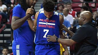 Fultz to Miss Remainder of Summer League With Ankle Sprain  https://www.yelp.com/biz/megan-physical-therapy-and-rehabilitation-center-philadelphia