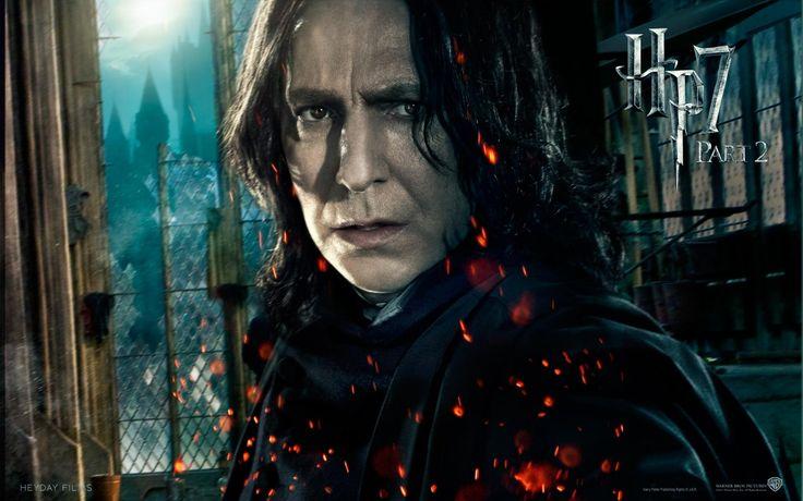 Обои: Гарри Поттер и Дары Смерти: Часть II