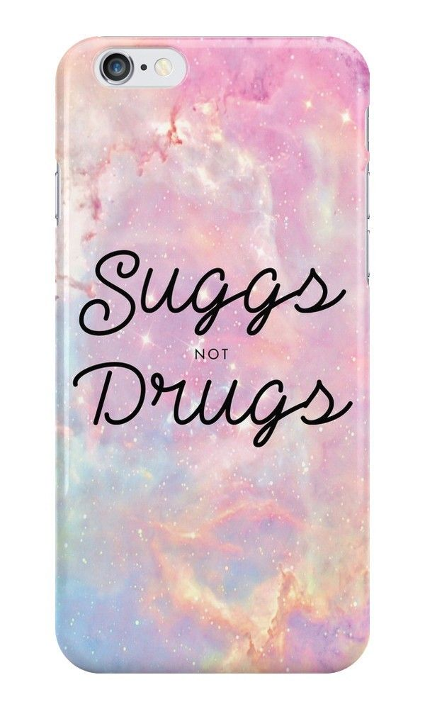 Our Suggs not Drugs -YouTuber Phone Case is available online now for just £6.99.    Fan of British YouTuber siblings, Zoe & Joe? You'll love our Suggs not Drugs phone case!    Material: Plastic, Production Method: Printed, Authenticity: Unofficial, Weight: 28g, Thickness: 12mm, Colour Sides: Clear, Compatible With: iPhone 4/4s | iPhone 5/5s/SE | iPhone 5c | iPhone 6/6s | iPhone 7 | iPod 4th/5th Generation | Galaxy S4 | Galaxy S5 | Galaxy S6 | Galaxy S6 Edge | Galaxy S7 | Galaxy S7 Edge | Gal
