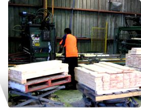 Available in various dimensions, our New Pallets are in demand from a range of industries,  and supply issues are no concern, as our sawmill will cut to our requirements.