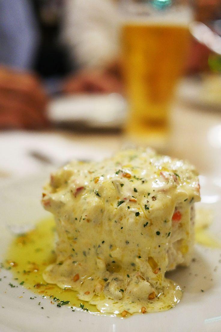 世界一のピッツェリアイルペンティートのインサラータルッサは飲むポテトサラダ