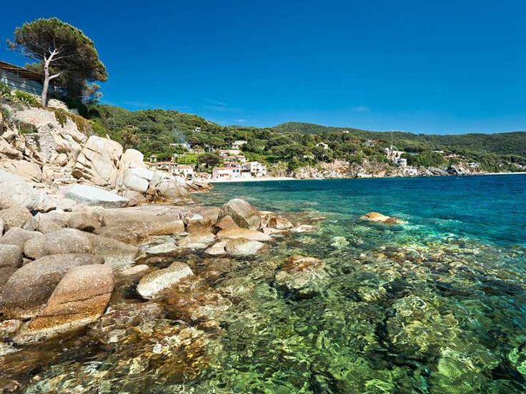 Elba Island - Biodola Beach Italy
