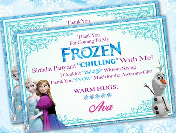Frozen+Thank+You+Card+Princess+Thank+you+Card+by+Hottomatoink2