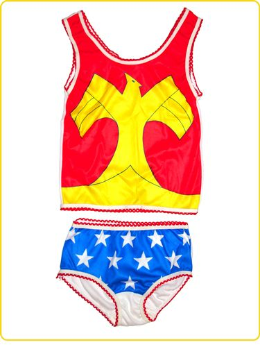 Adult Wonder Woman Underoos 54