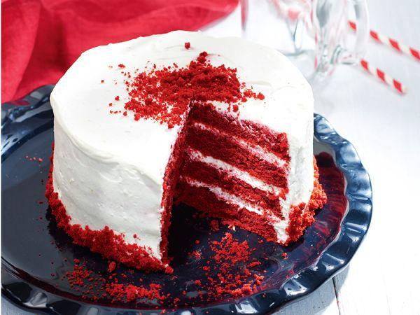 Így készül a vörös bársony torta (Red Velvet cake) | Nők Lapja