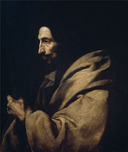 Oil Painting 'Ribera Jose De San Judas Tadeo 1630 35', 20 x 24 inch / 51 x 60 cm , on High Definition HD canvas prints is for Gifts And Dining Room, Foyer And Living Room Decoration, home >>> Read more  at the image link.
