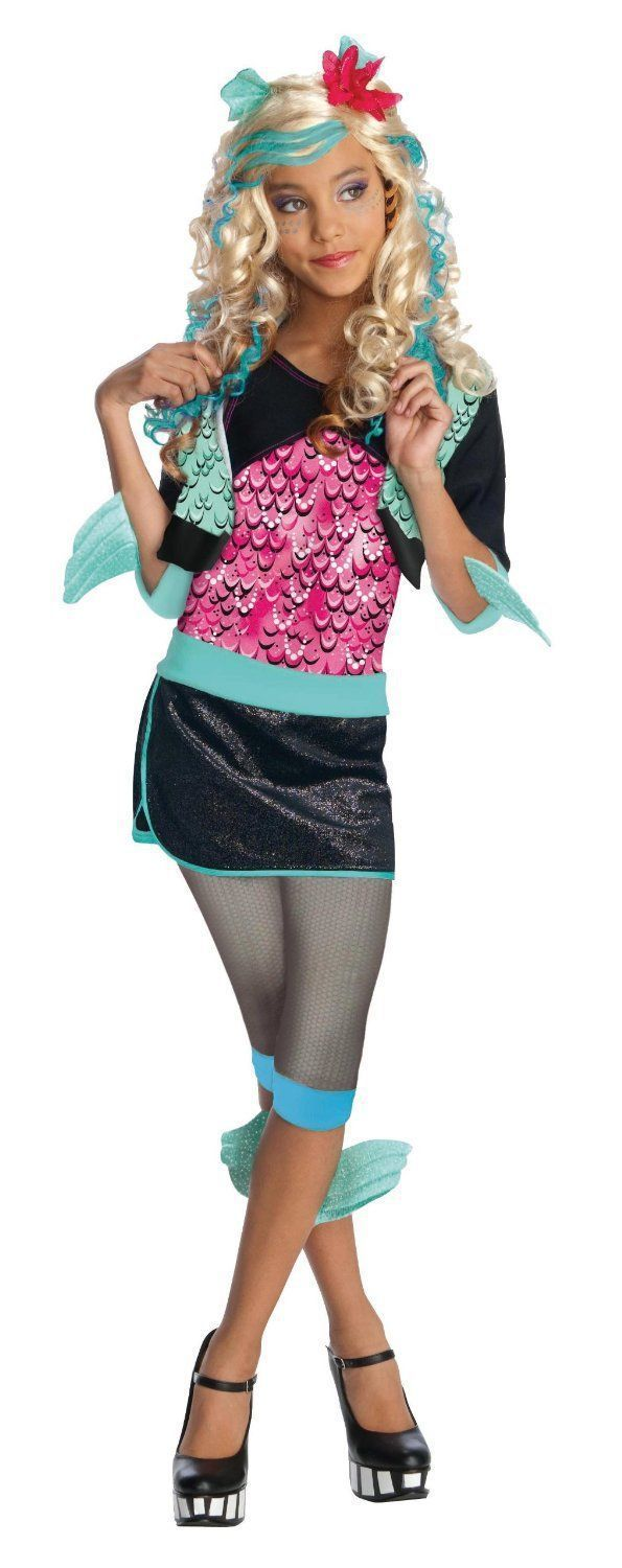 Monster high costumes are some of the best Halloween costumes for 9 year old girls. Find best Monster High Halloween costume