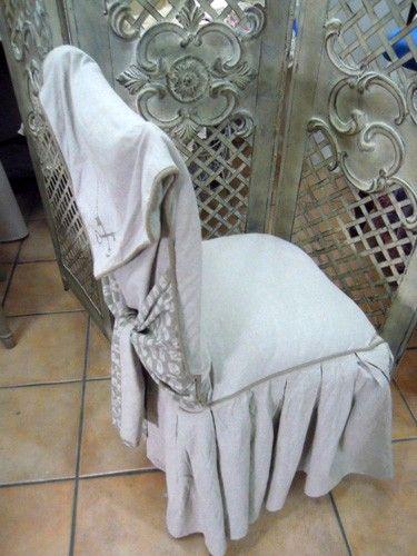 Vestitino sedie universali grezzo