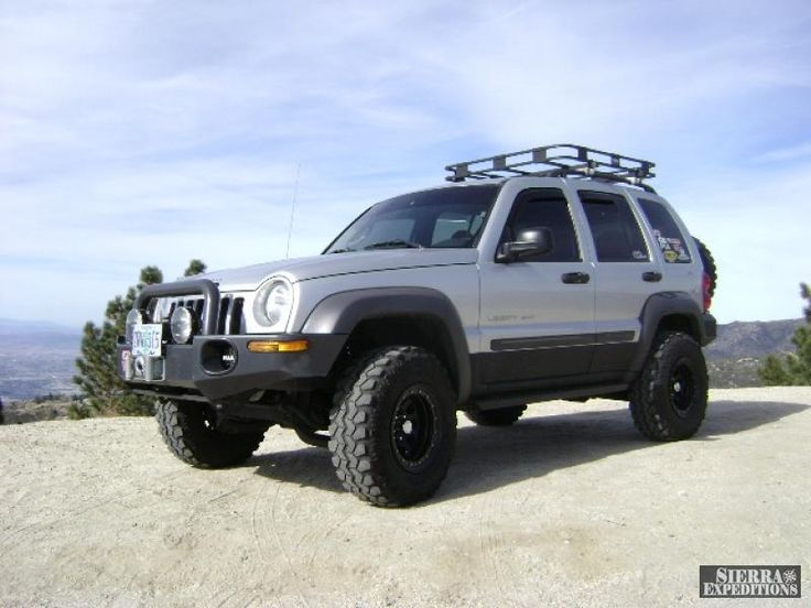 Custom Jeep Liberty Bumpers Sierra Expeditions Customer Rides