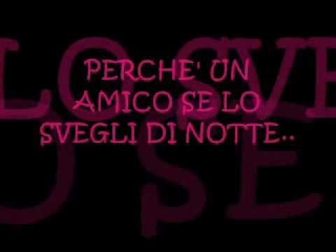PER UN AMICO IN PIU' - Riccardo Cocciante - YouTube