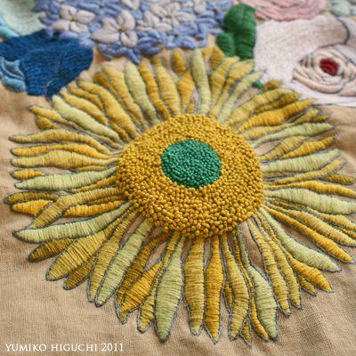 Sunflowers by Yumiko Higuchi
