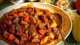 Tagalog Kitchen: Beef Menudo Recipe
