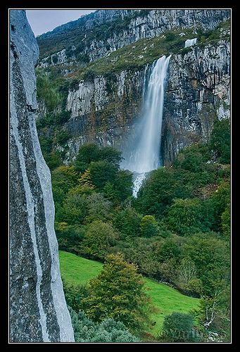 Nacimiento del río Asón #Cantabria #Spain