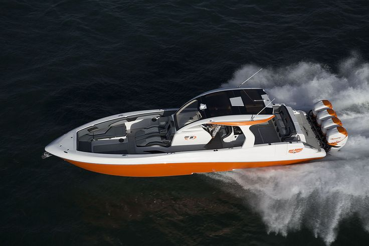 Deep Impact 399 Sport - Deep Impact Custom Boats