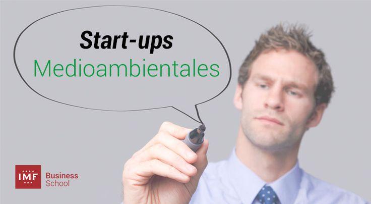 La constitución de start-up medioambientales que desarrollen su actividad en varios campos pero con un hilo conductor en común: el empleo de las TIC.