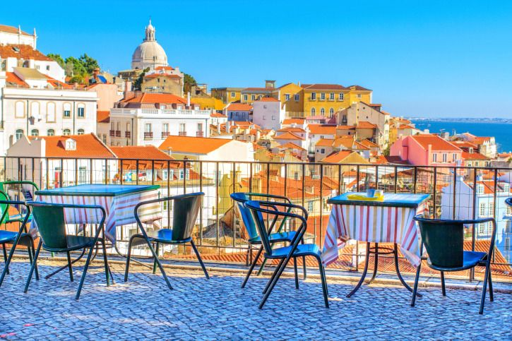 #Portugal is one of the European Countries Where Your Dollar Will Go Further - via @smartertravel 17.04.2015 | Included in Food & Wine's list of the most affordable (and warm) places to visit this summer, Portugal is an ideal destination for culture seekers on a budget. Photo: Lisbon, Portugal