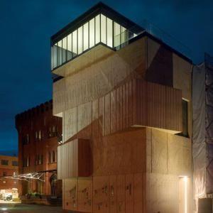 SPEECH, Čoban & Kuzněcov - Muzeum architektonické kresby, Berlín - Celkový…