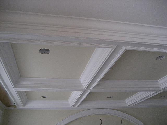 Best Crown Molding Strips Trim Images On Pinterest Crown - Cornice crown moulding toronto wainscoting coffered ceiling