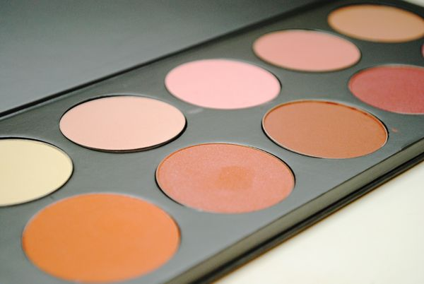 Review: Makeup Designory 10 Blush Palette