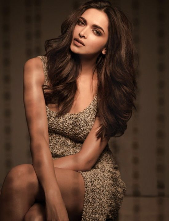 Deepika Padukone Photoshoot For Filmfare Magazine May 2015