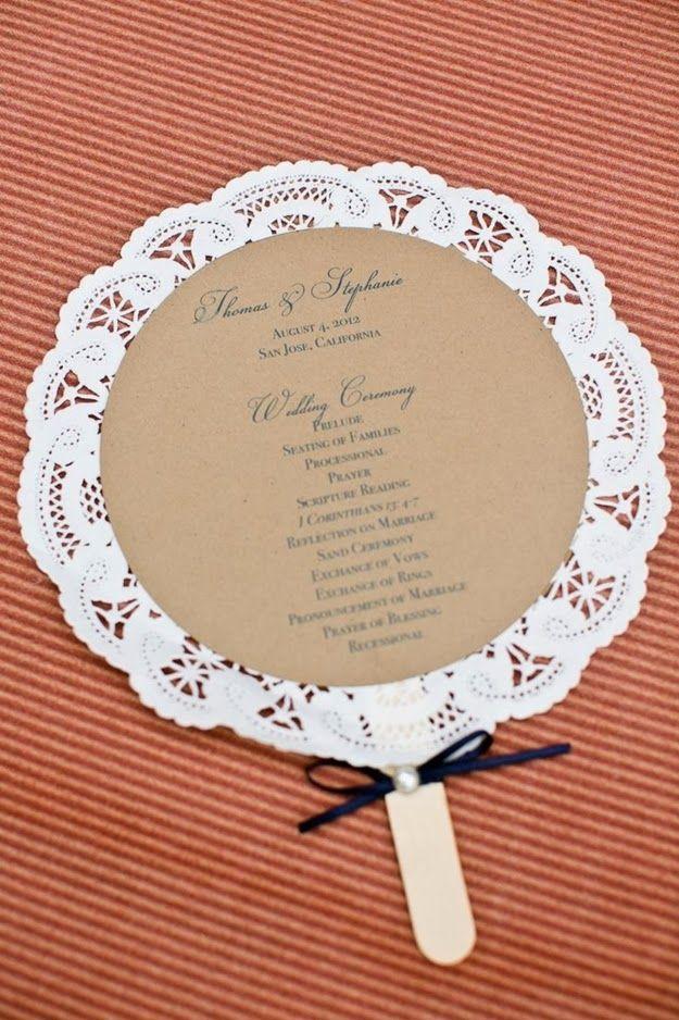 Doillies, ou papel rendado, para decorar a sua festa! |