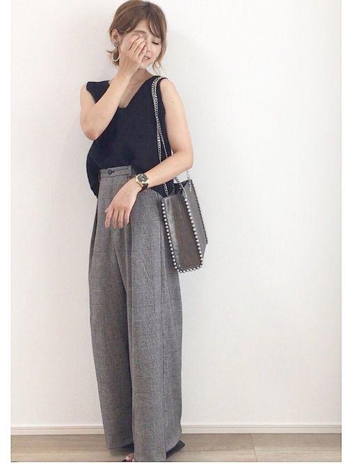 GUのパンツを使ったyunのコーディネートです。WEARはモデル・俳優・ショップスタッフなどの着こなしをチェックできるファッションコーディネートサイトです。