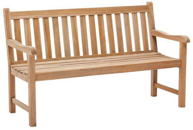 Gartenbank Moretti Teakholz In 2020 Outdoor Furniture Decor