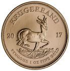 ◔★ 2017 South Africa 1 Troy Oz Gold Krugerrand Uncirculated Coin SKU45087 http://ebay.to/2k0Dc1V