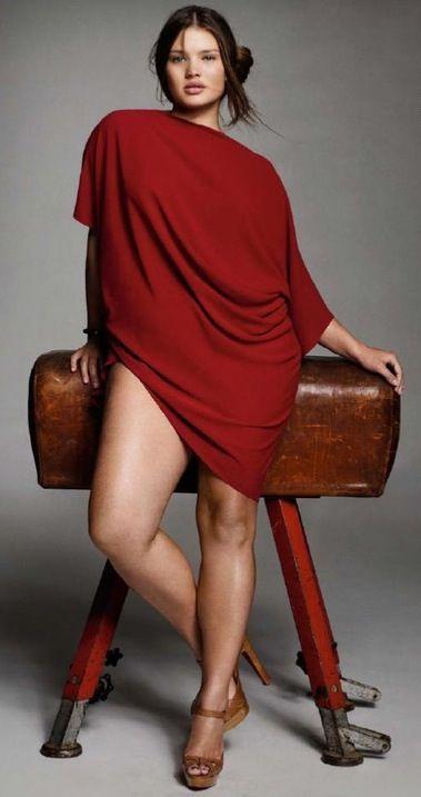 Tara Lynn, model; French Elle, March, 2010