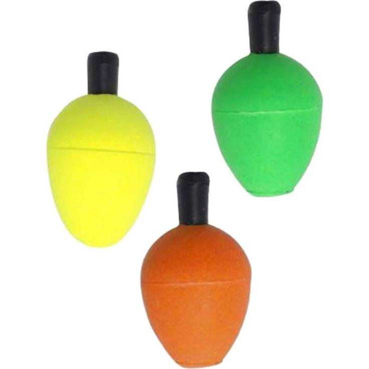 Leland's Trout Magnet E-Z Trout Float Assortment Pack, Yellow