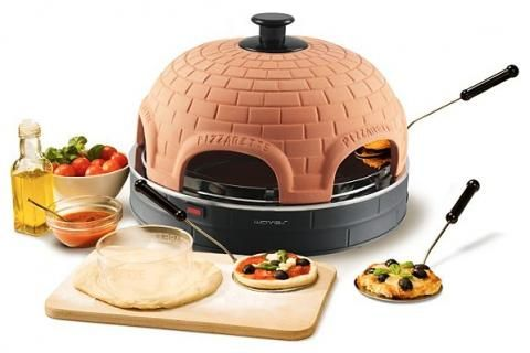 Pizza oven for 6 six persons