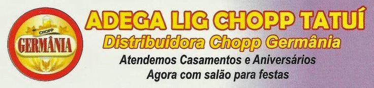 JORNAL AÇÃO POLICIAL TATUÍ E REGIÃO ONLINE: ADEGA LIG CHOPP TATUÍ Distribuidora do Chopp Germâ...