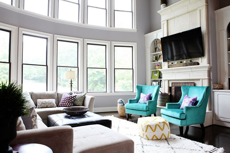 Ponder Ing Your Wall Color Best Grey Walls Living Room Sherwin Williams Gray And Teal Chair