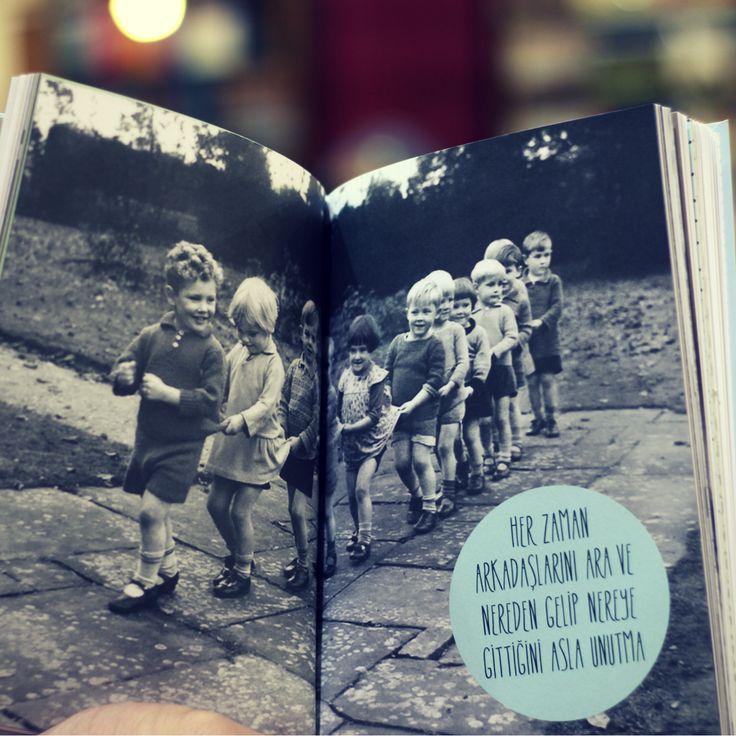 Her zaman arkadaşlarını ara ve nereden gelip nereye gittiğini asla unutma!  Sizi Mutluluk Denizinde Yüzdürecek Eğlenceli Şeyler - Mr. Wonderful